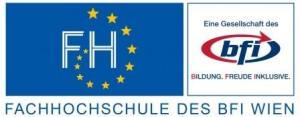 Logo der Fachhochschule des BFI Wien