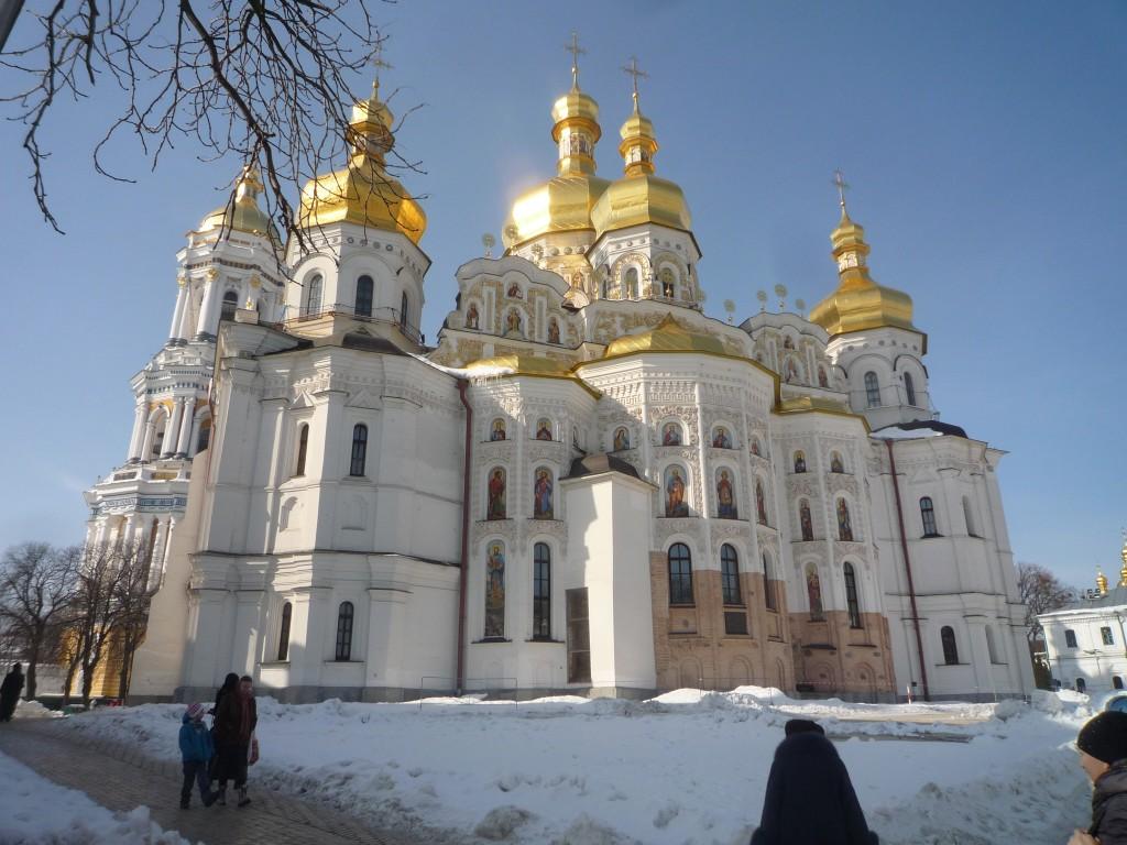 Kirche in der Ukraine
