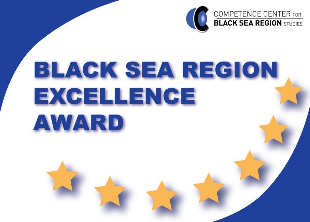 Black Sea Region Excellence Award des Kompetenzzentrums Schwarzmeerregion
