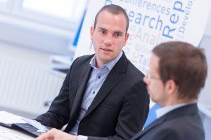 Hannes Meissner at Business Talk on Georgia
