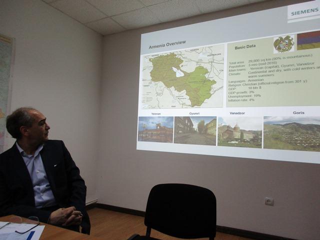 Vortrag im Rahmen des Wahlpflichtmoduls Black Sea Region