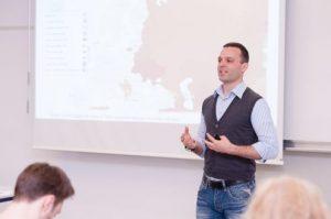 Business Talk Black Sea Region Mapping Political Risk Vortrag Johannes Leitner