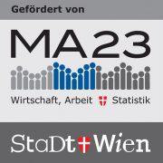 Logo der MA 23