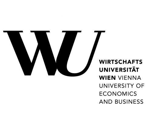 Logo der WU Wien