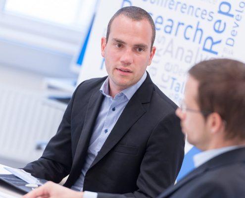 Business Talk Black Sea Region: Georgien als Reformland? Hannes Meißner diskutiert mit Johannes Wetzinger