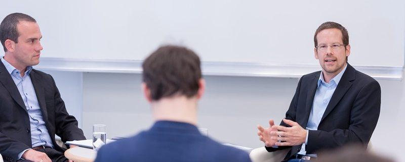 Business Talk Black Sea Region: Georgien als Reformland? - Georgien-Experte Johannes Wetzinger beantwortet eine Publikumsfrage